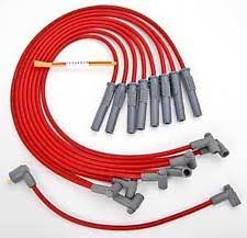 ford galaxie ignition wires red msd 35389 8 5mm wires 65 76 ford car 351c w 460 fits more than one vehicle