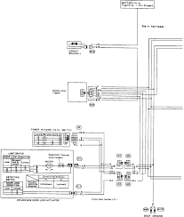i get the wiring diagram for door locks on a nissan stanza xe