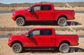 2015-2019 F150 AMP Research PowerStep Plug-N-Play Running Boards w ...