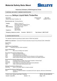 selleys liquid nails timberflex sds nz