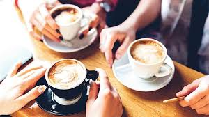 drinking coffee images. Exellent Images People Who Drink Around Three Cups Of Coffee A Day May Live Longer Than Non Intended Drinking Coffee Images E