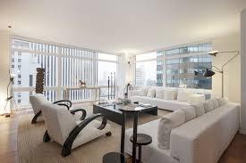 Nyc Living Room Modern New York Apartment Yre Connectcom Part