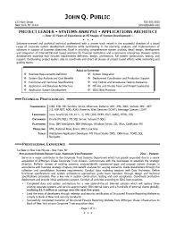 system analyst resume examples template system analyst resume examples business analyst resume objective