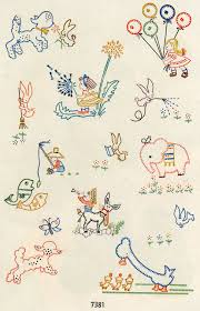 Vintage Embroidery Designs Machine Patterns For Baby Quilt Hand Embroidery Folk Embroidery