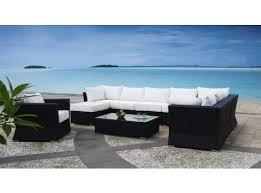 oasis outdoor lounge setting 10 piece