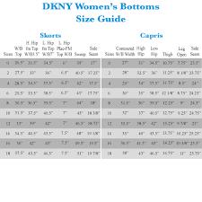 16 Best Dkny Size Chart