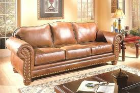 rustic leather sofa. Leather Couches | Mayo Custom Rustic Stanton Couch Collections Sofa