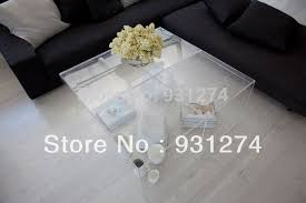 modern acrylic furniture. Modern Acrylic Meja Kopi/Ruang Tamu Kopi/Perspex Side Table/Acrylic Furniture