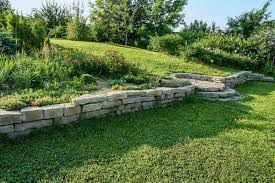 how to build a retaining wall that will