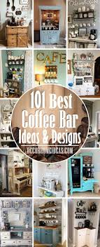Cozy nooks are great for everyone. 101 Best Diy Coffee Station Ideas For All Coffee Lovers Decor Home Ideas