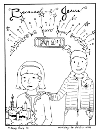 Small Picture Coloring Pages Christmas Coloring Sheets jesus Is Our Way Free