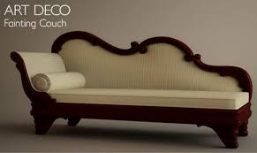 furniture examples. Art Deco Fainting Couch Furniture Examples