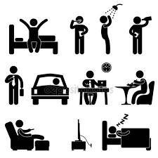 showing post media for vintage health symbol symbolsnet com vintage health symbol stock illustration man daily routine icon sign symbol pictogram on vintage health