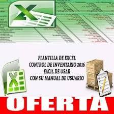 Inventario Excel Plantilla Hoja Excel Control De Inventario Entradas Salidas