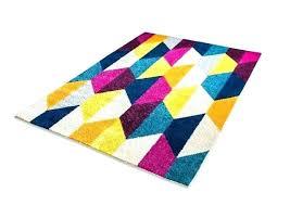hexagon area rugs triangle shaped rug triangle shaped rug color block area rug modern contemporary irregular
