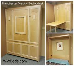 murphy bed plans with table. Murphy Bed With Table Plans In Manhattan W Desk Custom By Chris Davis Remodel 6 H