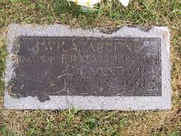 Twila Arlene Alexander (Unknown-1951) - Find A Grave Memorial