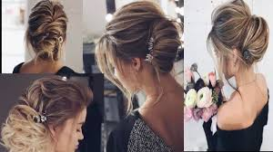 Hairstyle For Medium Hair Length prom hairstyles for medium hair 2017 prom hairstyles medium 1385 by stevesalt.us