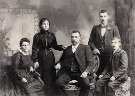 Janet Ann Sampson 1860-1945 & Robert Castle Hopkins 1855-1924    sampsonfamily.me