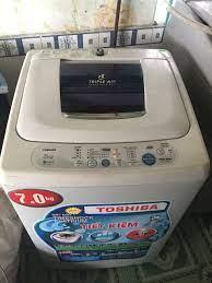 Máy Giặt Cũ TOSHIBA 7kg Ngoại Hình Mới 96% – Điện Máy Minh Thành Phát
