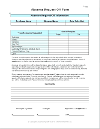 Days Off Request Form Template Pto Forms Time Off Request Form Template Elemental Yet Pto Volunteer