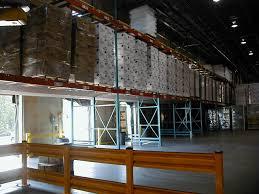 Over-The-Dock Storage | Warehouse Design