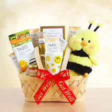 givens pany bee well gift basket