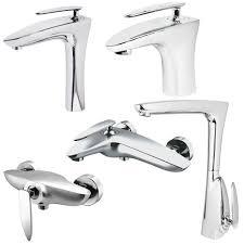 Armatur Wasserhahn Mischbatterie Küche Bad Badewanne Dusche Auswahl Sanlingo