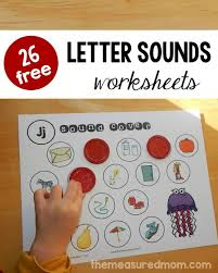 Consonant blends exercises, beginning consonants, digraphs and trigraphs. Beginning Sounds Worksheets The Measured Mom