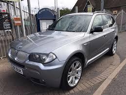 BMW X3 3.0 Se Diesel. M Sport 2008 Auto Grey Diesel