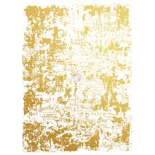 Gilded Design Gilded Distressed Wall Prima Re Design Transfer Painted