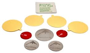 Купить <b>Набор</b> металлических <b>пластин для магнитных</b> ...