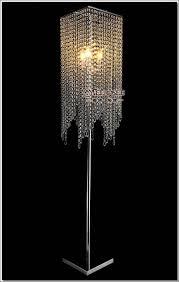 floor lamp with crystals crystal floor lamp floor lamp crystal chandelier