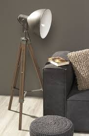 Vloerlamp Vista Bruin Knusse Hoekjes Lampen Woonkamer Interieur