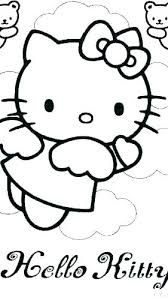 Hello Kitty Free Coloring Pages Theevent2017 Info