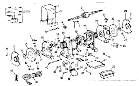bench grinder switch wiring diagram bench image sears bench grinder parts related keywords suggestions sears on bench grinder switch wiring diagram