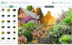 Small Picture GardenPuzzle online garden design app