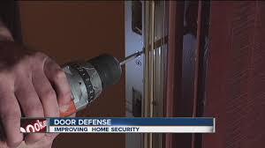 How to prevent burglars from kicking in your front door - YouTube