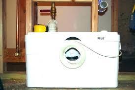 Toilet Pumper Ejector Toilet Big Basement Pump With For Shower Sink Up
