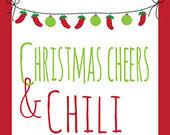 Image result for chili image christmas