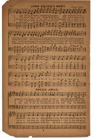 the golden book of favorite songs  john brown s body 110