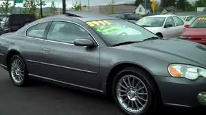 2003 CHRYSLER SEBRING LXI COUPE SOLD!!! - YouTube