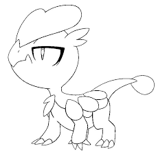 Pokemon Sun And Moon Coloring Pages Coloring Page Pokemon Sun Moon