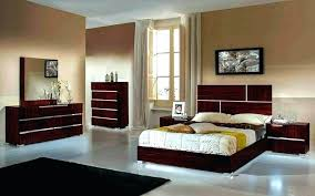 lacquer bedroom set – oodoo