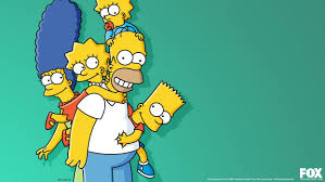 family homer simpson the simpsons bart simpson lisa simpson marge simpson maggie simpson wallpaper