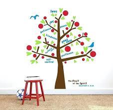 fruit of the spirit wall art school wall decorations wall decor school wall art fruit of