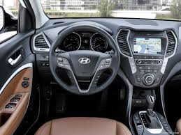 2016 Hyundai Santa Fe - Interior | HD Wallpaper #4