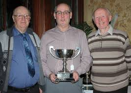 Bertie lifts club's coveted Highest Prizewinner award for first time |  Ballymena Times