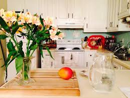 Flowers for your kitchen