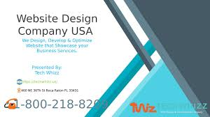 Website Design Boca Raton Fl Website Design Company Usa By Tech Whizz Issuu